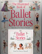 Illustrated Book of Ballet Stories With CD 0 9780789460974 0789460971