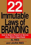 22 Immutable Laws of Branding 0 9780887309373 0887309372