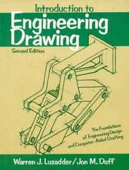 Introduction to Engineering Drawing 2nd edition 9780134808499 0134808495