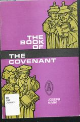 Book of the Covenant 0 9780888442611 0888442610