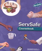 ServSafe Coursebook with Exam Answer Sheet 1st edition 9780471204428 0471204420