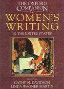 The Oxford Companion to Women's Writing in the United States 0 9780195066081 0195066081