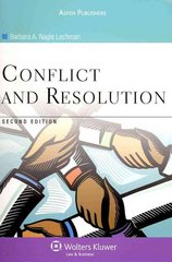 Conflict and Resolution 2nd edition 9780735567320 0735567328
