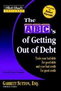 ABCs of Getting Out of Debt 0 9780446694094 0446694096