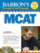 Barron's MCAT 12th edition 9780764193996 0764193996