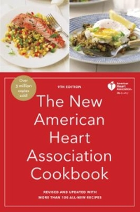 The New American Heart Association Cookbook, 9th Edition 1st Edition 9780553447187 0553447181
