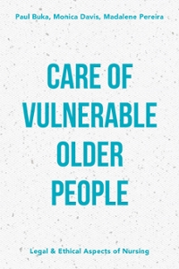 Care of Vulnerable Older People 1st Edition 9781137358431 1137358432
