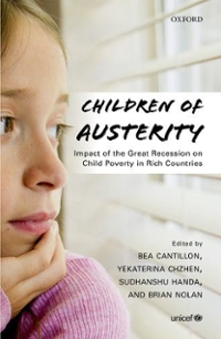 Children of Austerity 1st Edition 9780198797968 0198797966