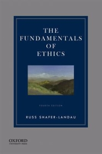 Textbook rental philosophy online textbooks from chegg the fundamentals of ethics 4th edition 9780190631390 0190631392 fandeluxe Gallery