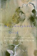 The Metamorphoses of Ovid 1st Edition 9780156001267 0156001268
