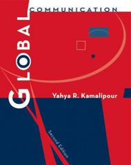 Global Communication 2nd edition 9780495050278 049505027X