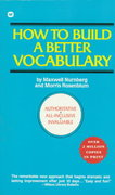 How to Build a Better Vocabulary 0 9780446315067 0446315060