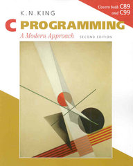 C Programming 2nd Edition 9780393979503 0393979504