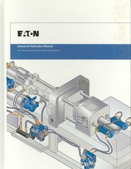 Industrial Hydraulics Manual 5th Edition 9780978802202 0978802209