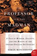The Professor and the Madman 0 9780060839789 0060839783