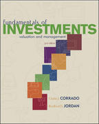 Fundamentals of Investments 3rd edition 9780072976359 0072976357