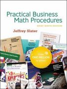 Practical Business Math Procedures Brief Edition with Student DVD, wsjinsert,BuMath Handbook 9th edition 9780077214579 0077214579