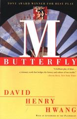 M. Butterfly 1st Edition 9780452272590 0452272599