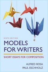 Models for Writers 9th edition 9780312454043 031245404X