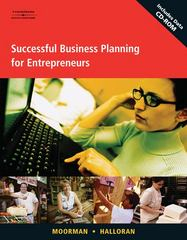 Successful Business Planning for Entrepreneurs (with CD-ROM) 1st edition 9780538439213 0538439211