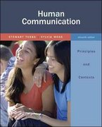 Human Communication 11th edition 9780073384986 0073384984