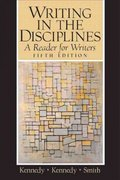 Writing in the Disciplines 5th edition 9780131823822 0131823825