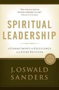Spiritual Leadership 1st Edition 9780802482273 0802482279