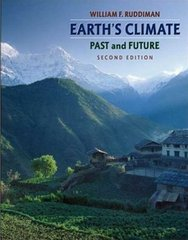 Earth's Climate 2nd edition 9780716784906 0716784904