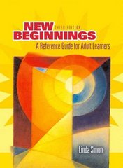 New Beginnings 3rd edition 9780131958890 0131958895