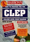 How to Prepare for the CLEP 9th edition 9780764176289 0764176285