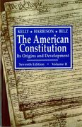 The American Constitution, Its Origins and Development 7th Edition 9780393961195 0393961192
