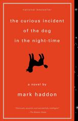 The Curious Incident of the Dog in the Night-Time 1st Edition 9781400032716 1400032717