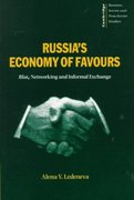 Russia's Economy of Favours 0 9780521627436 0521627435