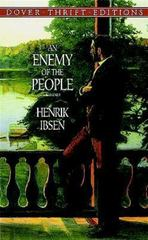 An Enemy of the People 1st Edition 9780486406572 0486406571