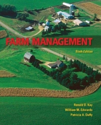 Farm Management 6th Edition 9780073028293 0073028290