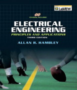 Electrical Engineering 3rd edition 9780131470460 0131470469