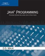 Java Programming 1st edition 9781418835408 1418835404