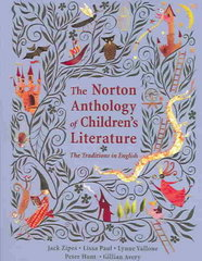 The Norton Anthology of Children's Literature 1st edition 9780393975383 039397538X