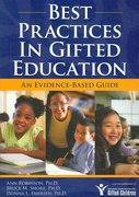 Best Practices in Gifted Education 1st Edition 9781593632106 159363210X