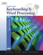 Keyboarding & Word Processing, Complete Course, Lessons 1-120 (with Data CD-ROM) 16th edition 9780538728263 0538728264