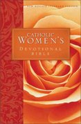 Catholic Women's Devotional Bible 0 9780310900610 0310900611