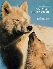 Introduction to Animal Behavior 1st edition 9780534344054 0534344054