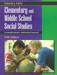 Elementary and Middle School Social Studies 5th edition 9781577665069 1577665066