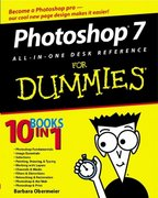 Photoshop 7 All-in-One Desk Reference For Dummies 1st edition 9780764516672 0764516671