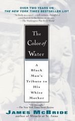 The Color of Water (10th Anniversary Edition) 10th Edition 9781594481925 159448192X