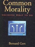 Common Morality 1st Edition 9780195314212 0195314212