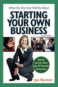 What No One Ever Tells You about Starting Your Own Business 2nd edition 9780793185962 0793185963