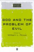 God and the Problem of Evil 1st Edition 9780631222217 0631222219