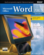 Microsoft Office Word 2010:  A Lesson Approach, Complete 1st edition 9780073519296 0073519294