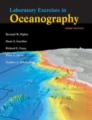 Laboratory Exercises in Oceanography 3rd edition 9780716737421 0716737426